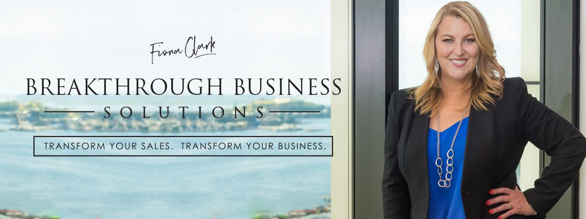 Fiona Clark Business Growth Specialist