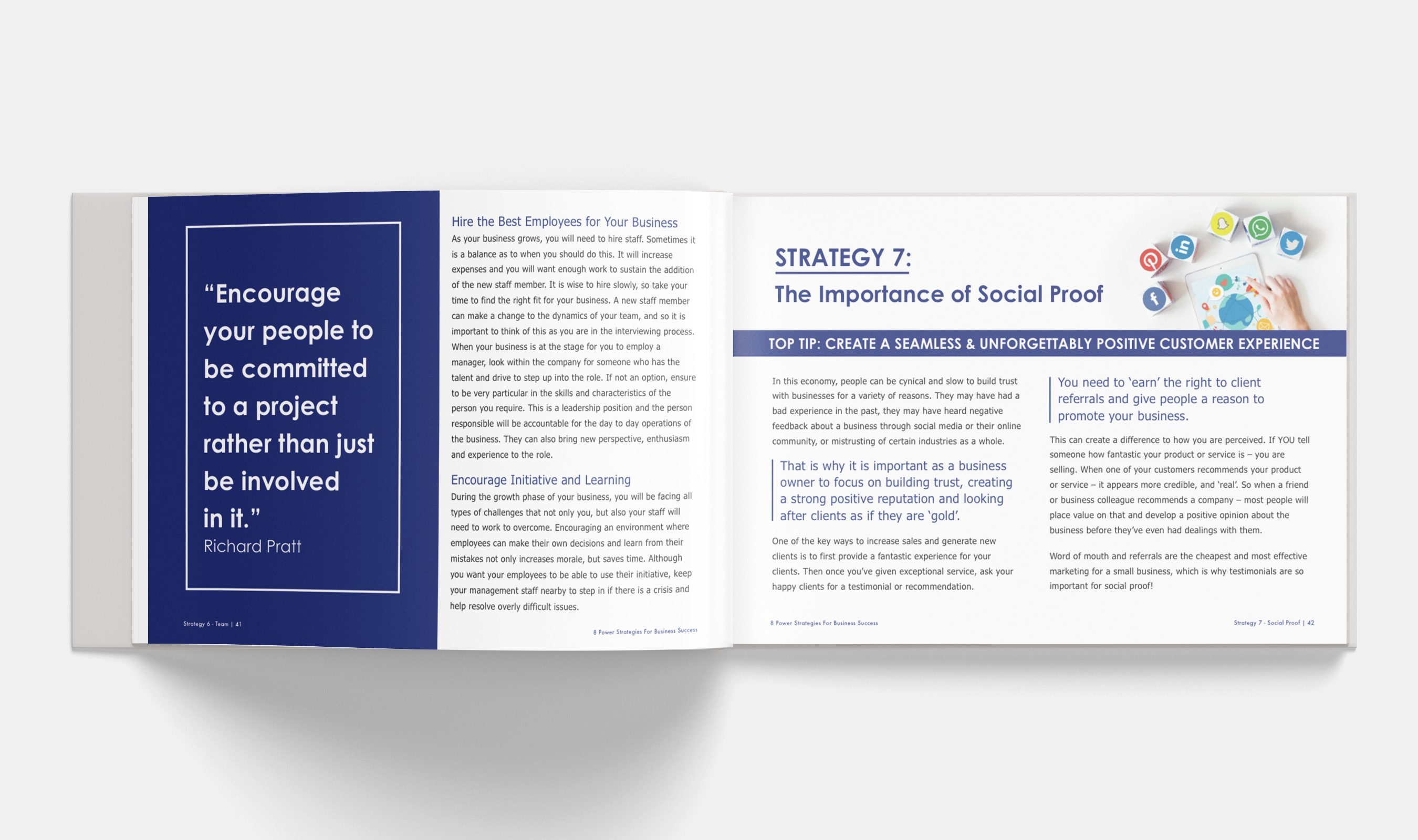 Ebook Strategy 4 - Social Proof
